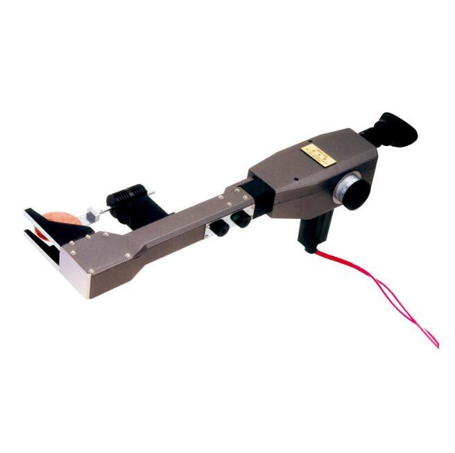 WKX-10型轻便型短臂看谱镜  使用说明书