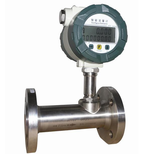 气体涡轮流量计测量原理和特点