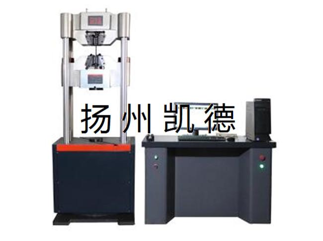 液压万能试验机的三个步骤和外力分析介绍