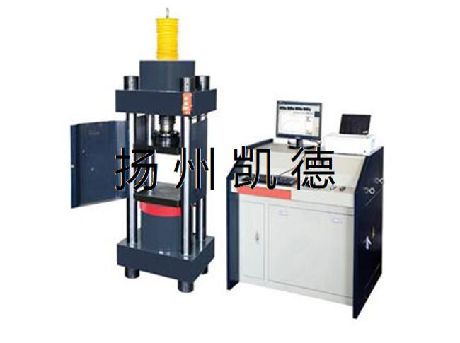 电子拉力试验机结构及选购注意事项