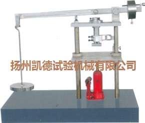 拉力试验机的检测及操作流程